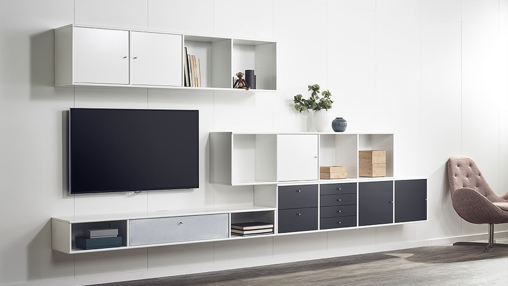 Elegant TV stue